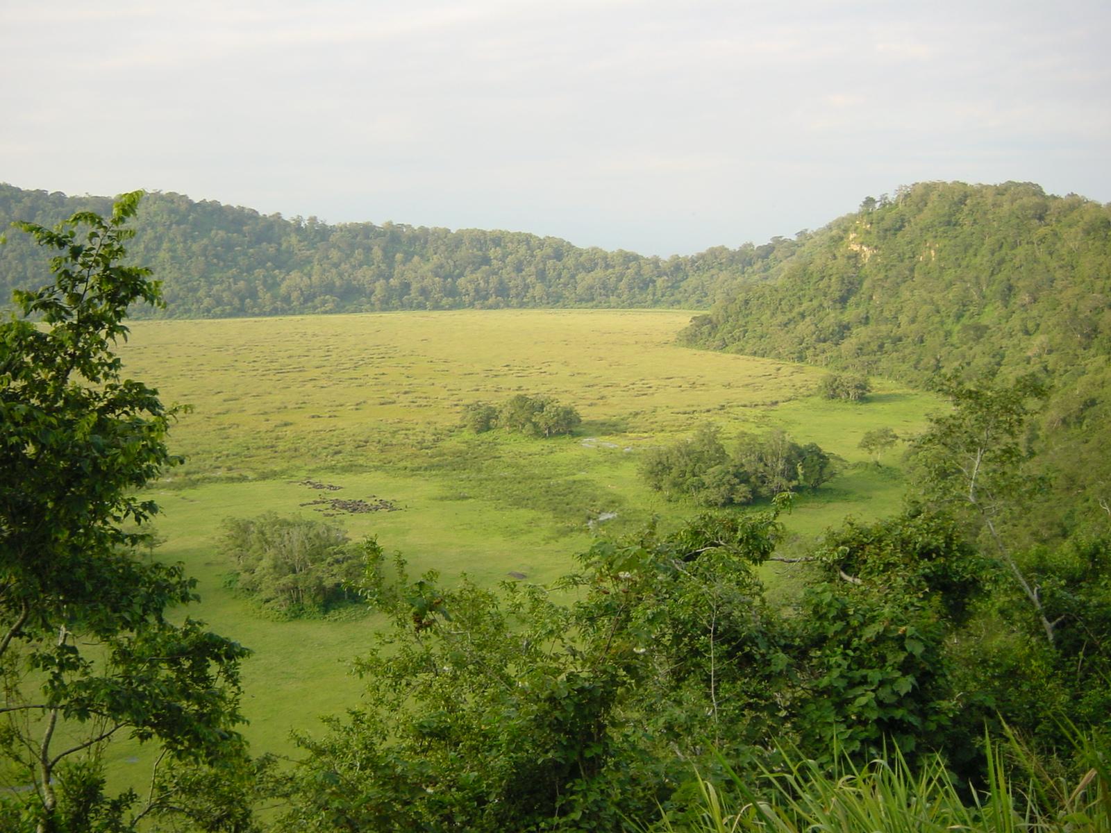 Parque Nacional de Arusha (Tanzania)