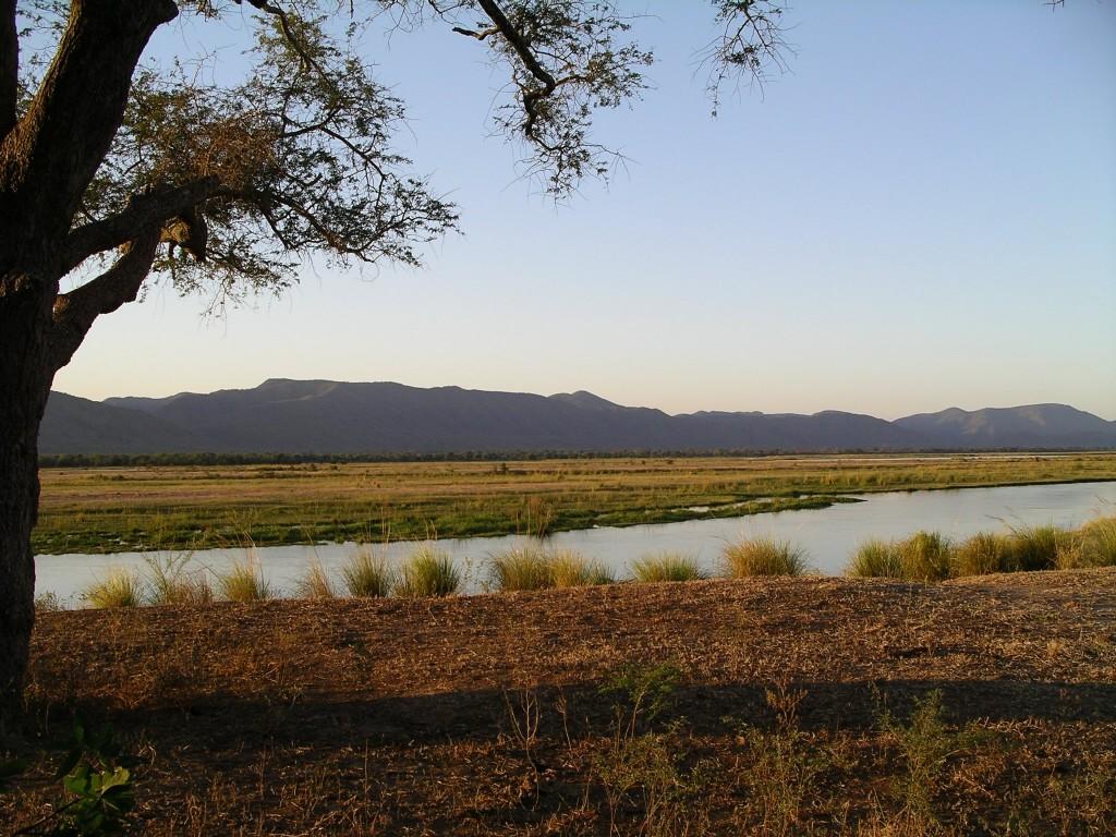 Parques Nacionales Zimbabue